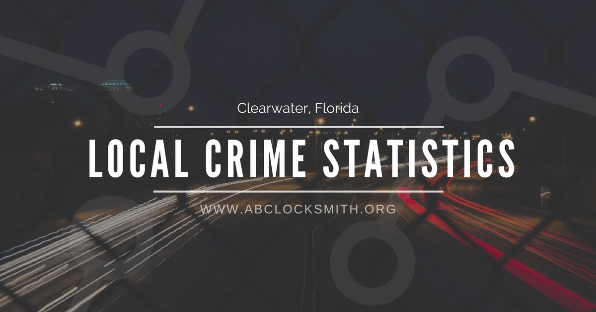 Clearwater, Florida Local Crime Statistics